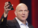 Outgoing CEO Steve Ballmer announced his retirement in August.