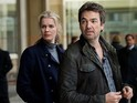 The Rebecca Romijn-starring crime drama is not returning for a second season.