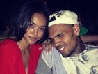 Chris Brown 'dumped by girlfriend Karrueche Tran over baby reports'