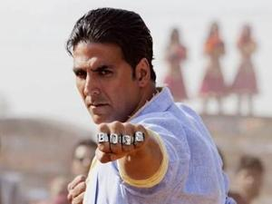 Akshay Kumar in 'Boss'