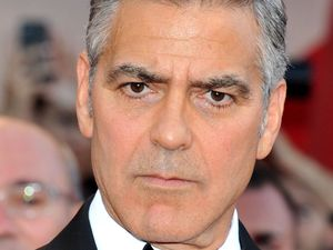 'Gravity' film premiere, 70th Venice International Film Festival, Italy - 28 Aug 2013 George Clooney