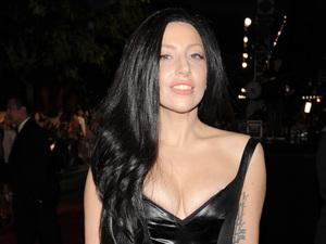 Lady Gaga arrives at the MTV Video Music Awards 2013