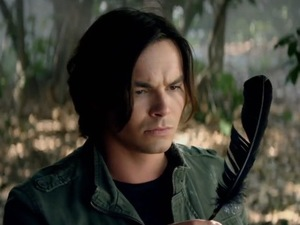 Tyler Blackburn in 'Ravenswood' trailer