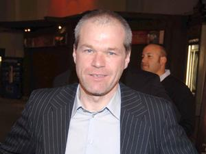 Uwe Boll at the Los Angeles Premiere of 'Bloodrayne'.
