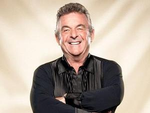 Tony Jacklin on Strictly Come Dancing 2013