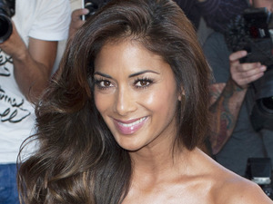 Nicole Scherzinger at the X Factor 2013 press launch held at The May Fair Hotel, London