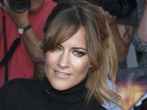 Caroline Flack at the X Factor 2013 press launch held at The May Fair Hotel, London