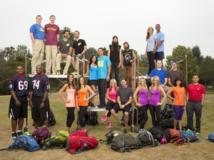 'The Amazing Race' season 23 cast