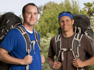 'The Amazing Race' season 23: Tim Wiyninger and Danny Merkey