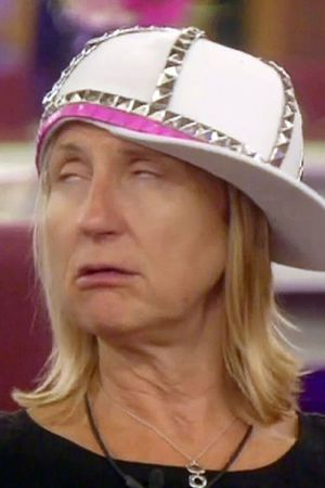 Carol McGiffin Celebrity Big Brother, Elstree Studios, Hertfordshire, Britain - 26 Aug 2013