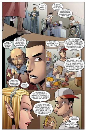'Tomorrowland' #2 preview page 2