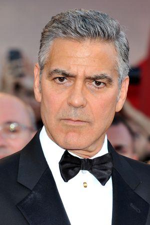 REX/Camilla Morandi. George Clooney - george-clooney-venice