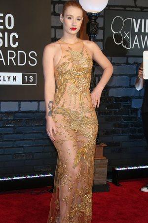 Iggy Azalea, 2013 MTV Video Music Awards - Arrivals at the Barclays Center