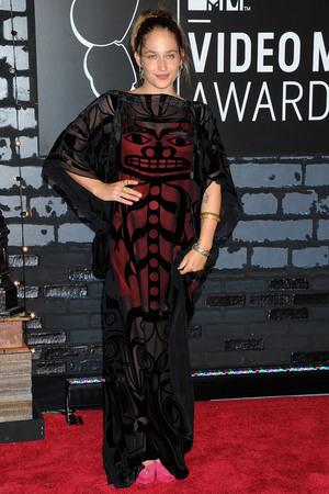 Jemima Kirke MTV Video Music Awards Arrivals, New York, America - 25 Aug 2013