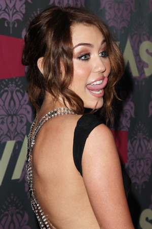 Miley Cyrus VH1 Divas at Brooklyn Academy of Music