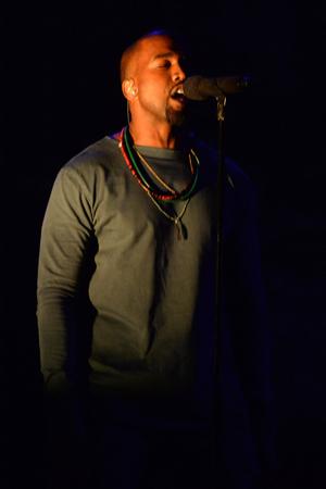 MTV VMAs: Kanye West