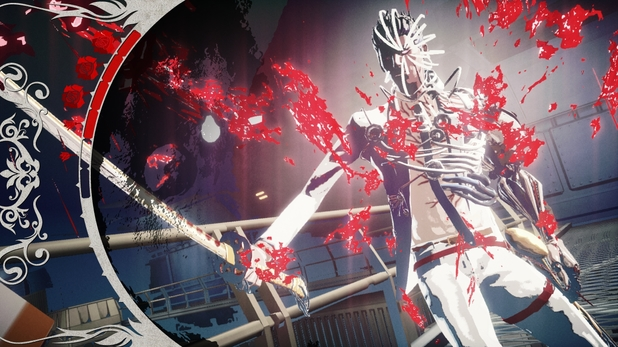 'Killer is Dead' screenshot