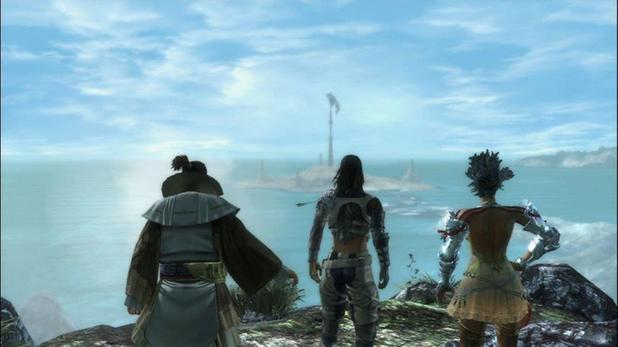 'Lost Odyssey' screenshot