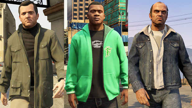 Grand Theft Auto 5 bonus costumes