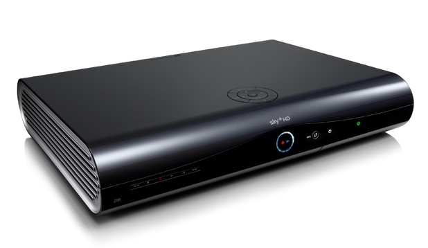 Sky+HD WiFi-enabled box