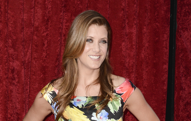 Kate Walsh arrives at the Comedy Central Roast of James Franco