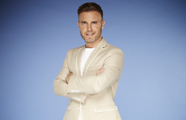 The X Factor 2013 judge Gary Barlow
