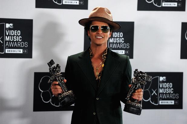 MTV VMAs: Bruno Mars