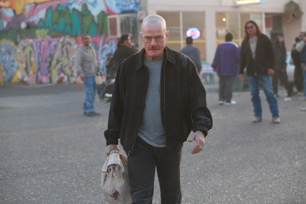 Breaking Bad S01E05: Walter White (Bryan Cranston)