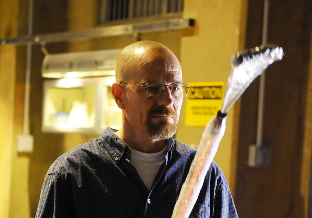 Breaking Bad S03E10: Walter White (Bryan Cranston)