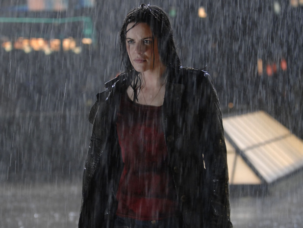 Michelle Ryan as Jamie Sommers in 'Bionic Woman'
