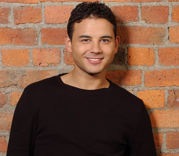 Ryan Thomas as Jason Grimshaw in Coronation Street