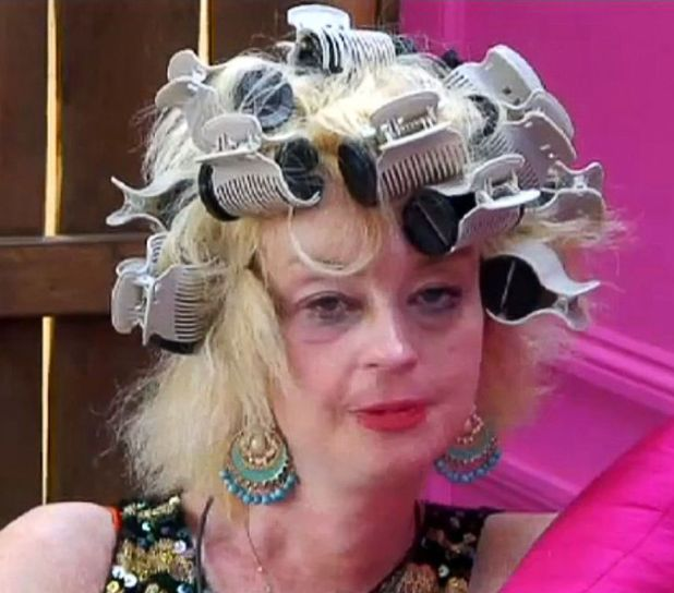 Lauren Harries, 'Celebrity Big Brother', Elstree Studios, Hertfordshire, Britain - 27 Aug 2013
