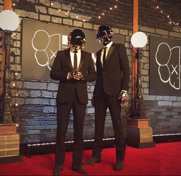 Daft Punk at MTV Video Music Awards