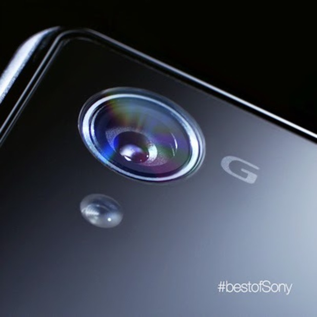 Sony Xperia Z1 Honami teaser