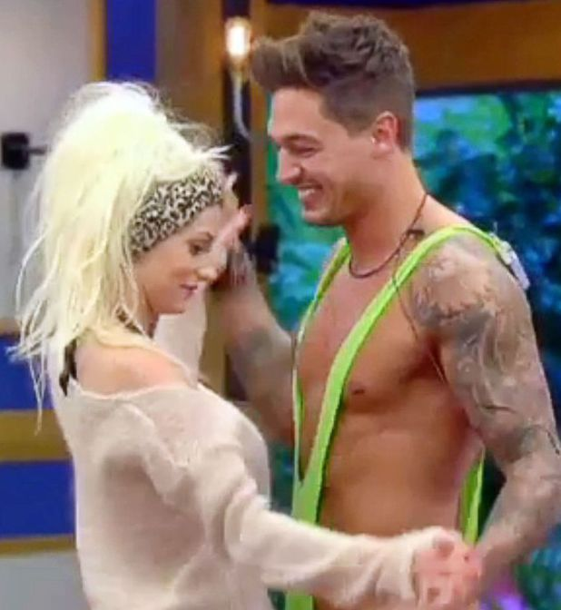 'Celebrity Big Brother', Elstree Studios, Hertfordshire, Britain - 29 Aug 2013 Courtney Stodden