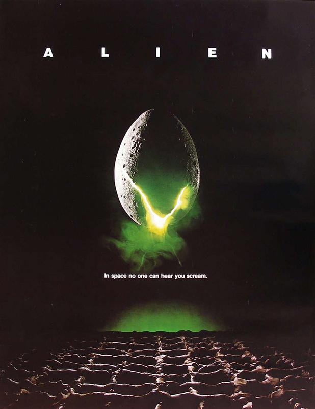 'Alien' poster