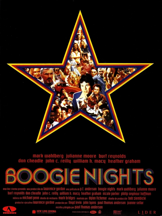 'Boogie Nights' poster