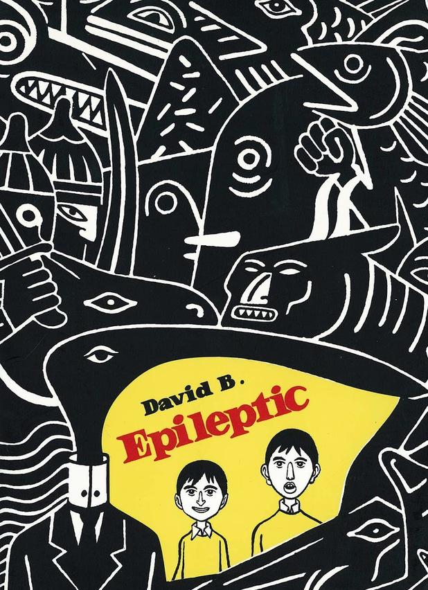 David B's 'Epileptic'