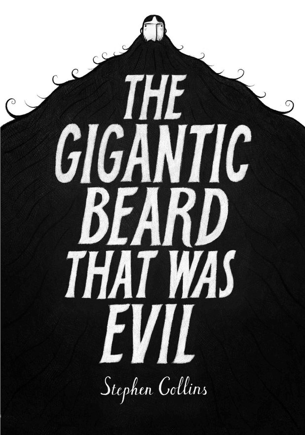 'The Gigantic Beard That Was Evil' artwork