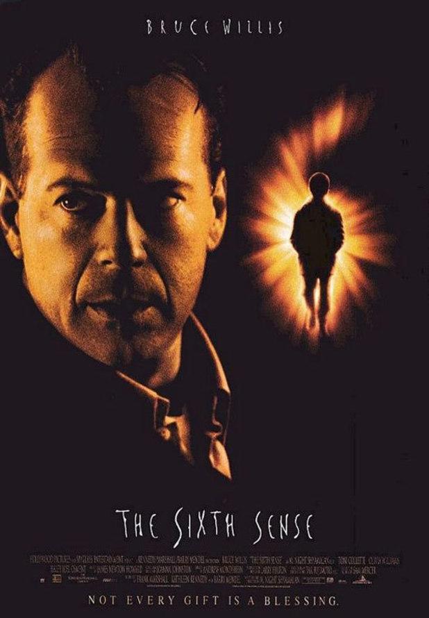 'The Sixth Sense' poster