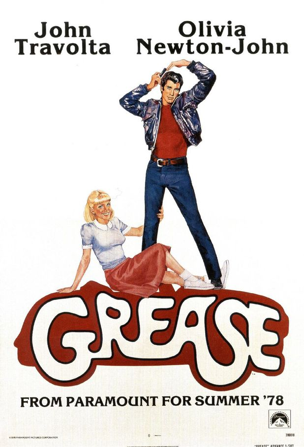 'Grease' poster