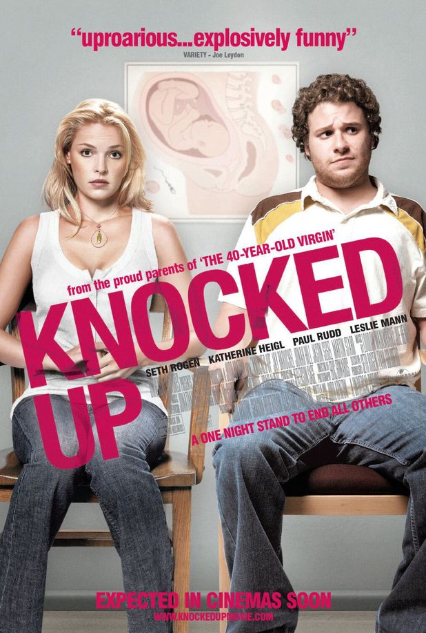 'Knocked Up' poster
