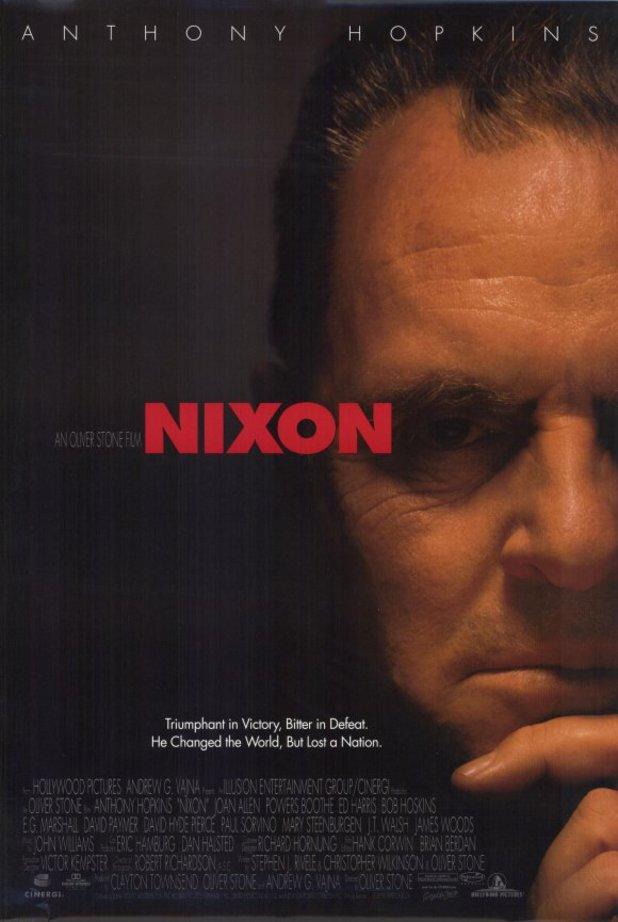 'Nixon' poster