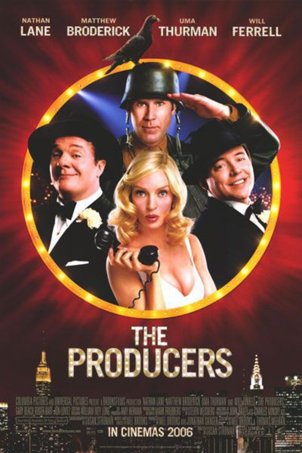 'The Producers' poster