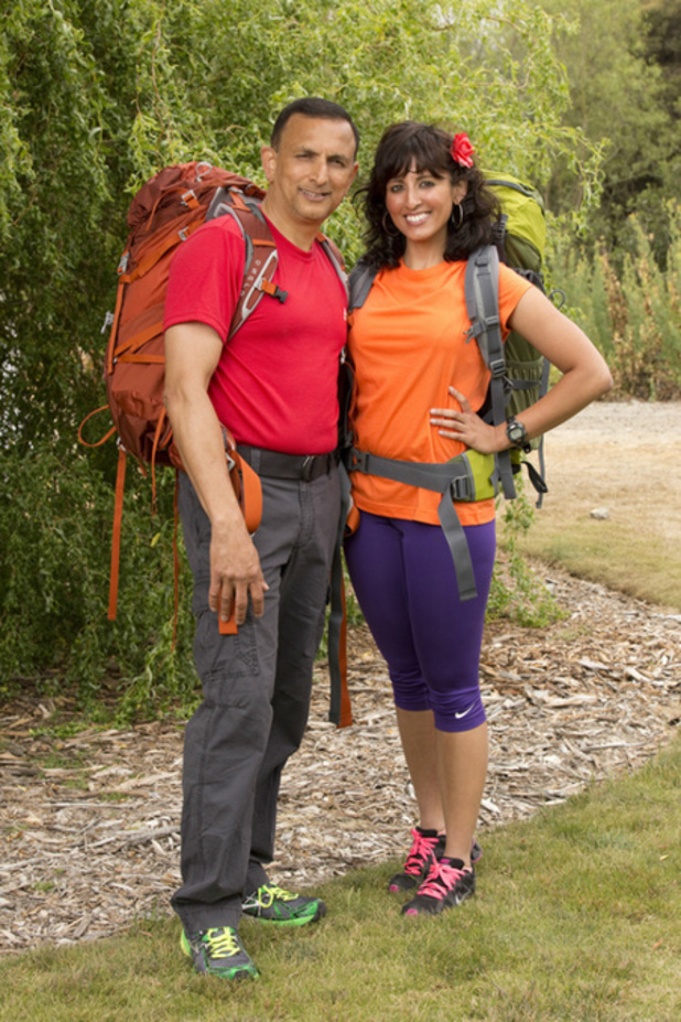 The Amazing Race: Season 23 cast