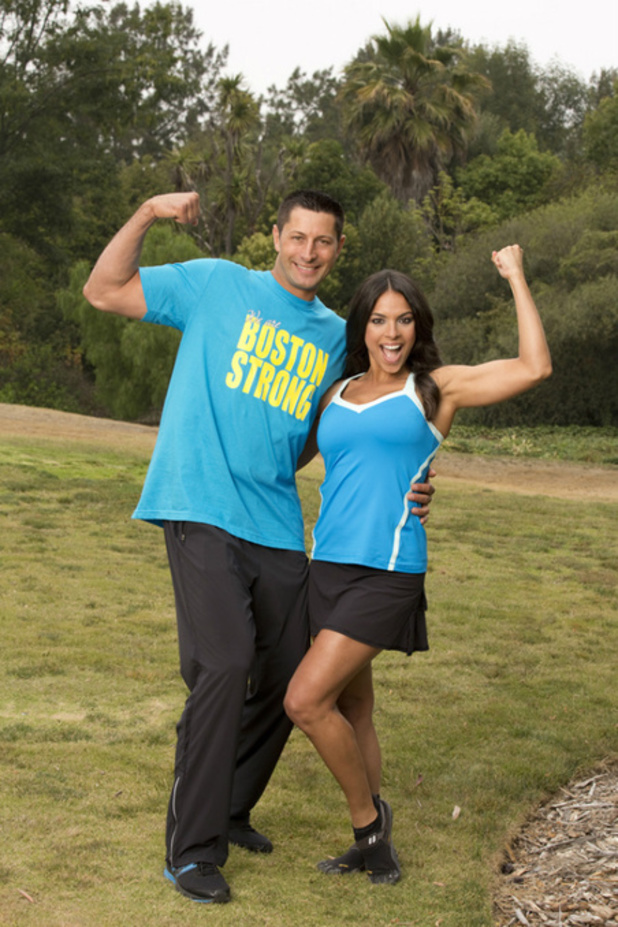 Jason Case and Amy Diaz