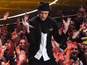 Timberlake, Swift win at AMAs 2013
