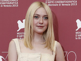 Dakota Fanning appears at the Night Moves press call.