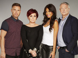 The X Factor 2013 judges: Gary Barlow, Sharon Osbourne, Nicole Scherzinger and Louis Walsh