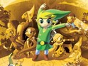 The Legend of Zelda: Wind Waker HD tops the Wii U chart for a second week.